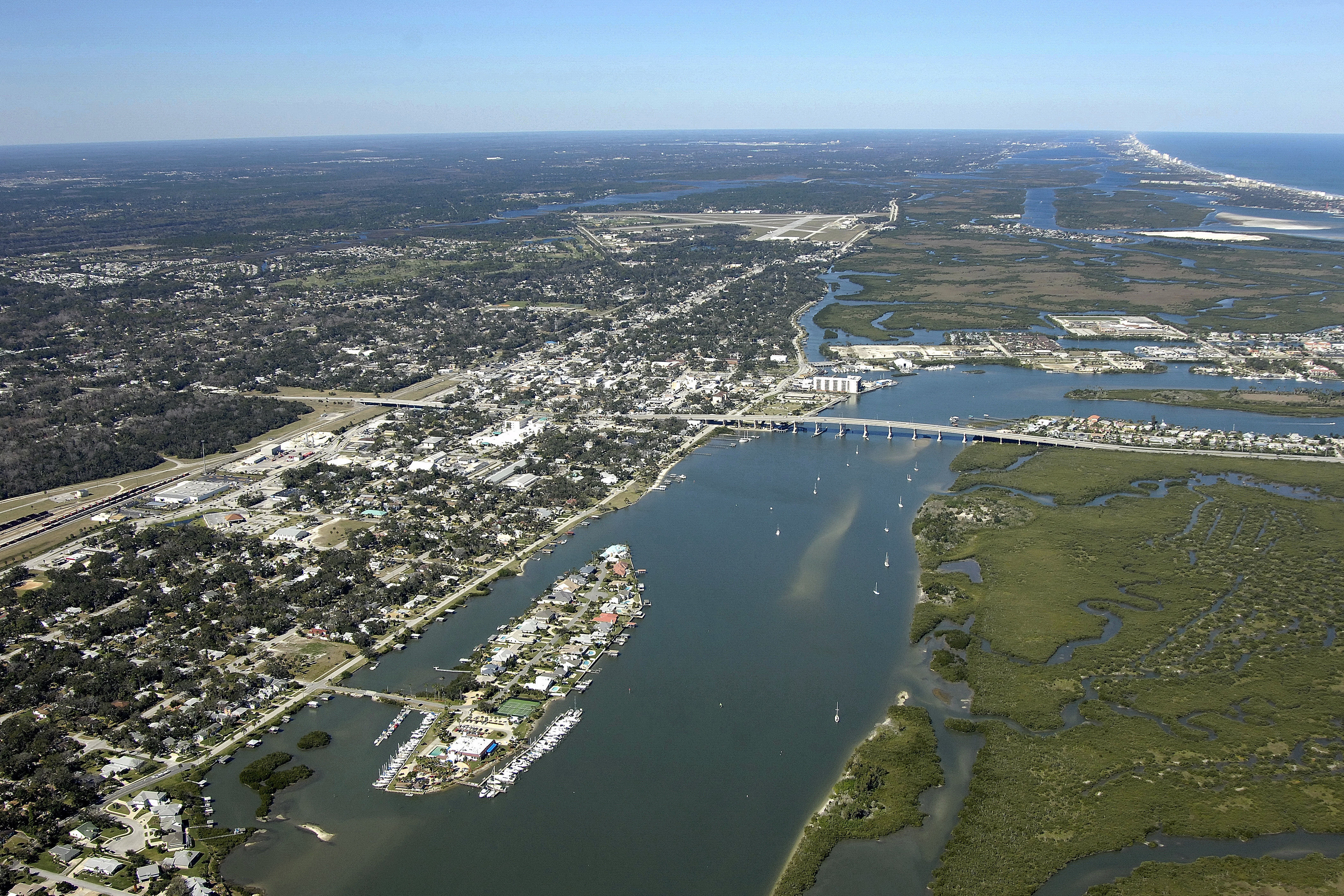 New smyrna beach harbor in new smyrna beach fl united states new smyrna beach nvjuhfo Gallery