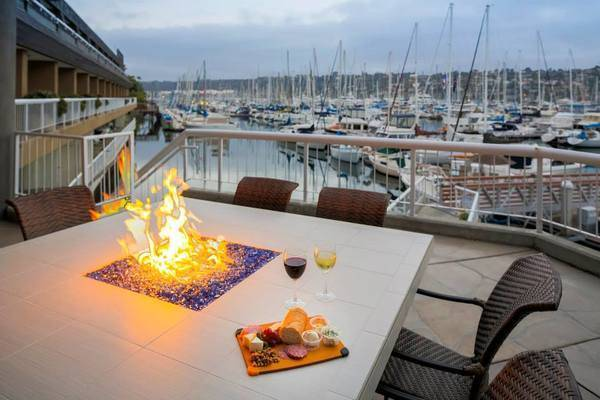 The Bay Club Hotel Marina