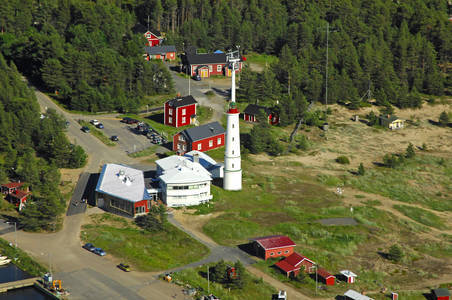 Marjaniemi Lighthouse