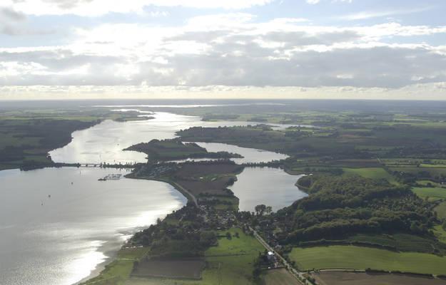 Lindaunis Harbour