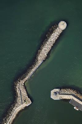 Osterby Havn Inlet