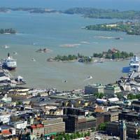 Helsinki Etelasatama Harbour