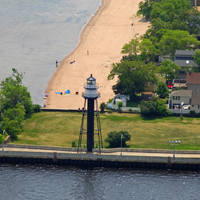 Duluth Harbor South Breakwater Inner Lighthouse