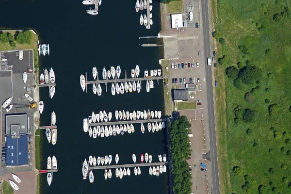 Ouistreham Town Dock