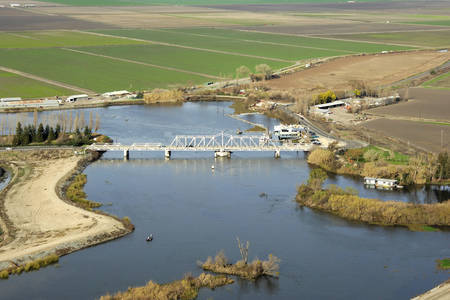 Borden Highway Bridge
