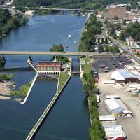 Oswego Canal Lock 2