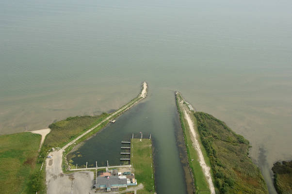 Turkey Point Inlet
