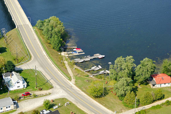 Rideau Ferry Harbour Marina