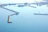 Porto Nuovo Inlet