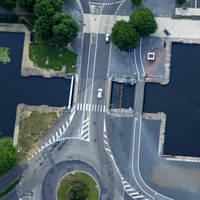 Caen Basin Saint Pierre Lock