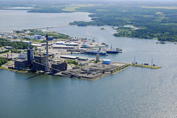 Vaasa Harbour