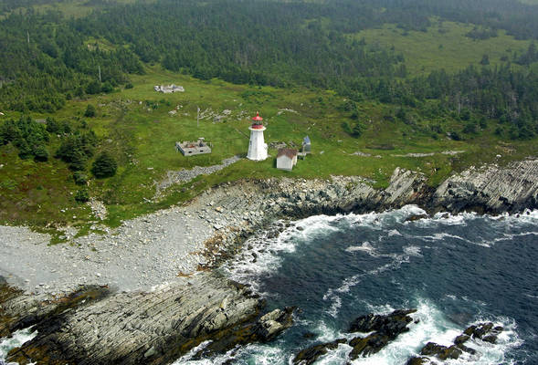Liscomb Island Light