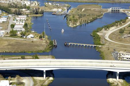 Moore Haven Railroad Swing Bridge