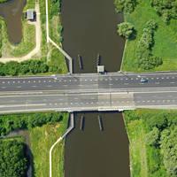 Winschoeterdiep Canal Bridge 4