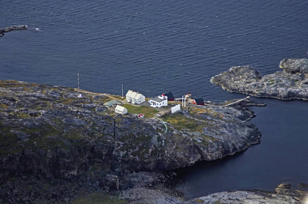 Bøkfjord Lighthouse