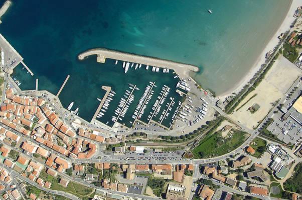 Port Xavier Colonna- Calvi Marina