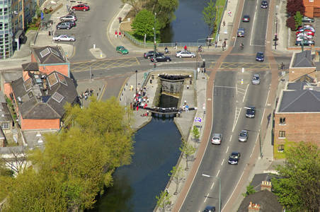 Charlemont Lock