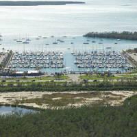 Crandon Park Marina