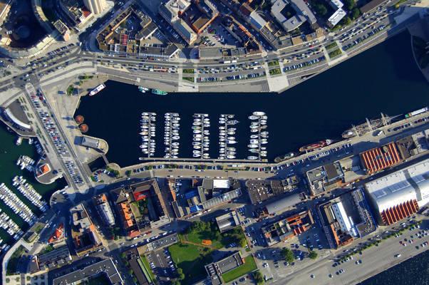 Commerce Basin Marina
