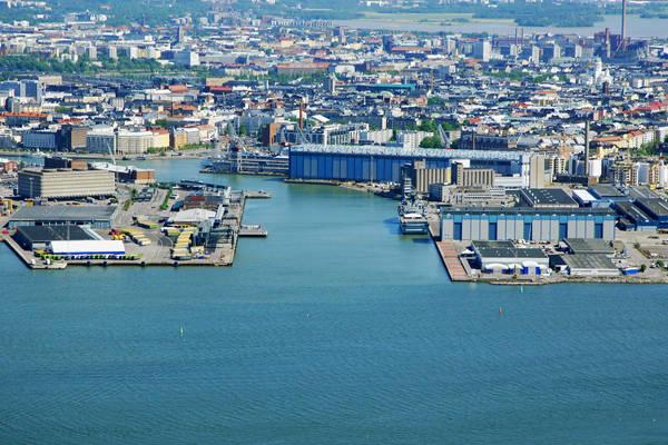 Helsinki Hietalahti Harbour