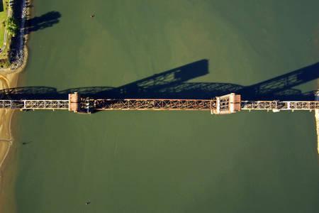 Willamette Railway Bridge