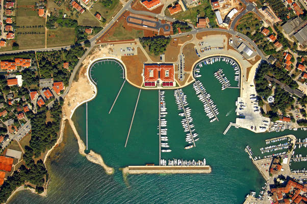 Marina Nautica Novigrad Harbour