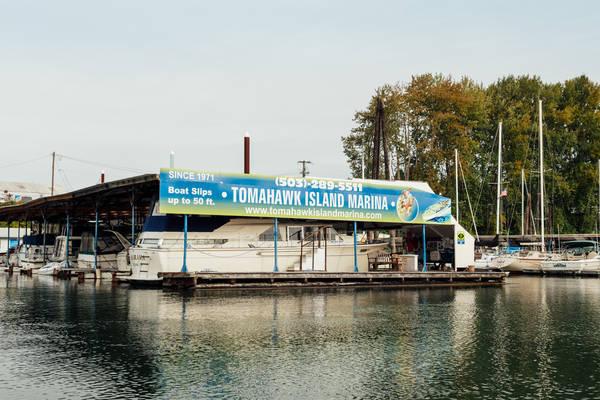 Tomahawk Island Marina