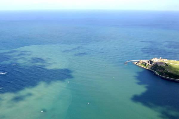 San Juan Bay Inlet