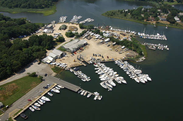 Three Mile Harbor Marina