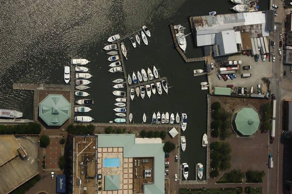 Custom House Marina