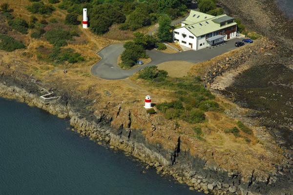 Hawkcraig Point Range Front Light