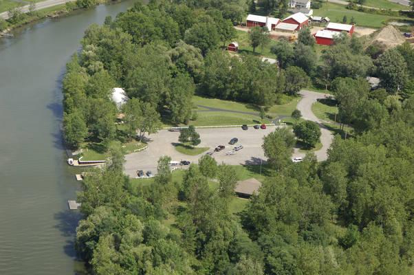 Amherst Veterans Canal Park