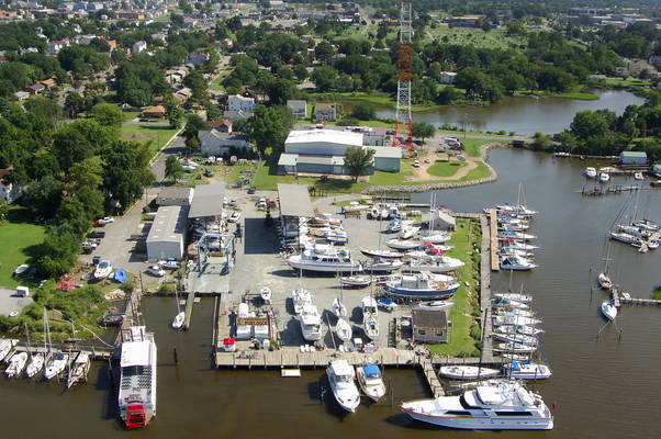 Portsmouth Boating Center