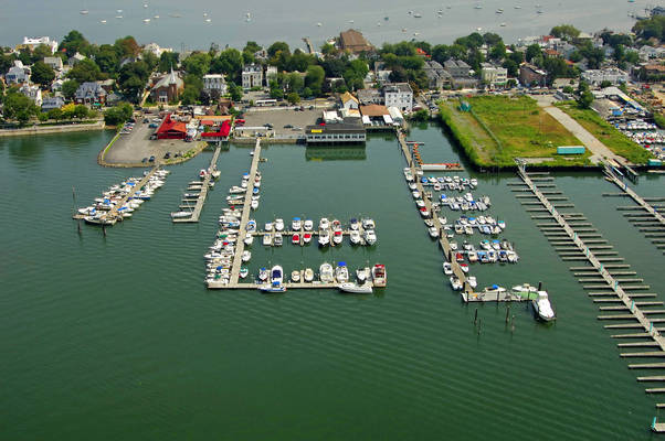 The Harbor Restaurant & Marina