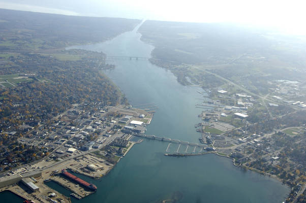 Sturgeon Bay Harbor