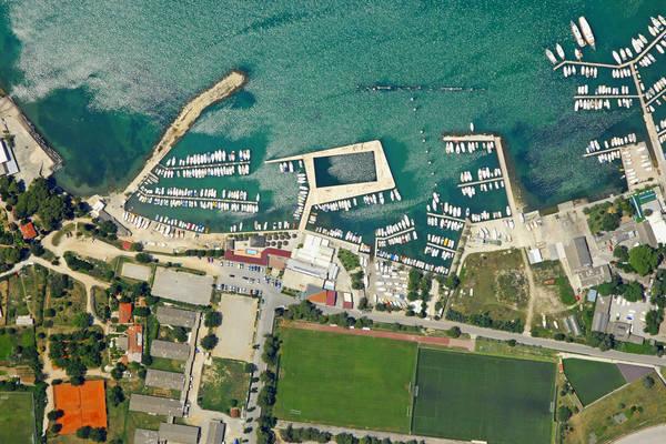 Sportska Lucica Marjan Yacht Club