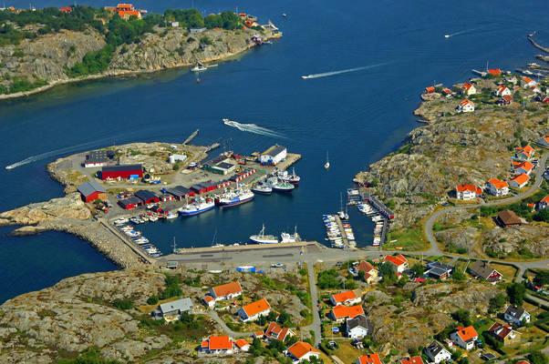 Styrso Sandvikshamnen Marina