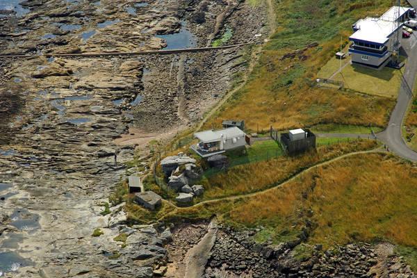 Fife Ness Lighthouse