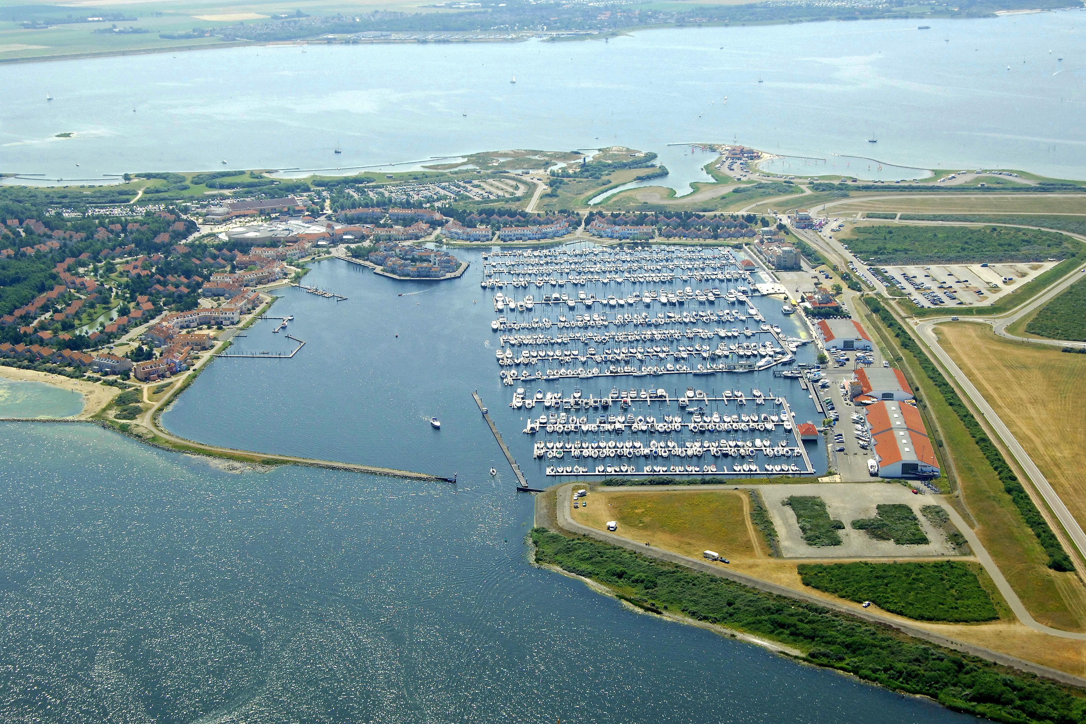 marina port zelande in den osse zeeland netherlands