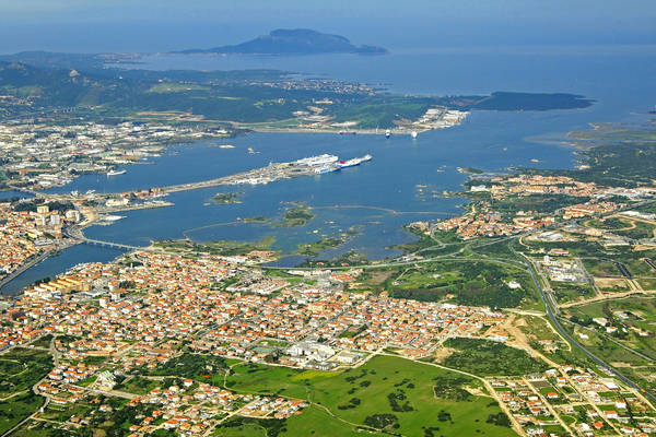 Olbia Harbor