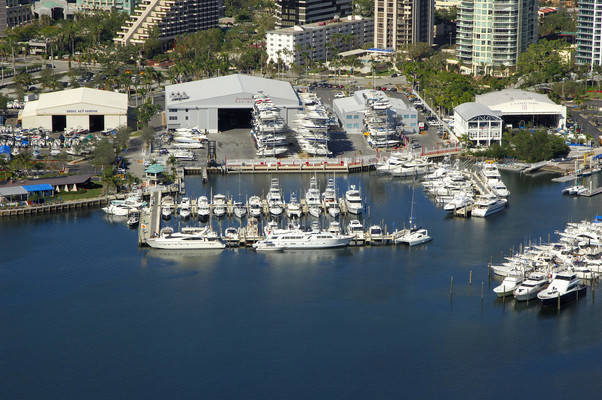 Grove Harbour Marina