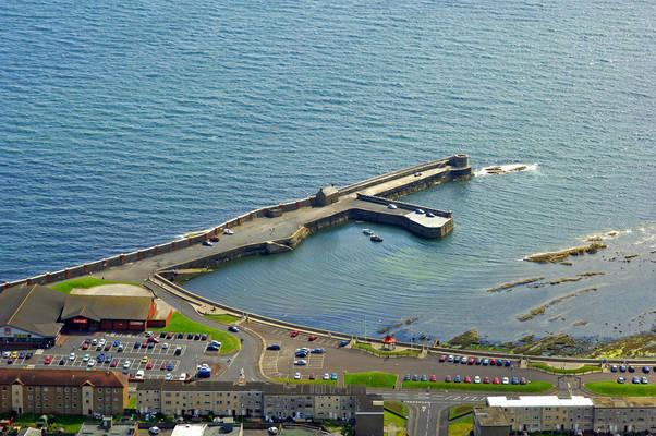 Saltcoats Old Pierhead Marina