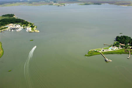 Harris River Inlet