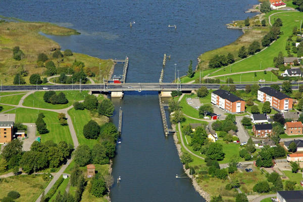 Dalbobron Bascule Bridge