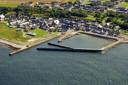 Portgordon Harbour