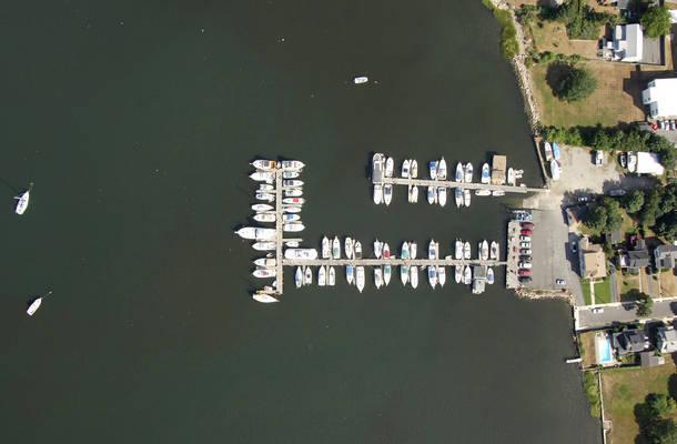 Marina at Slocum Cove
