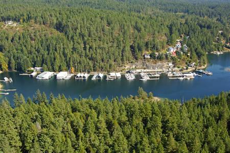 Secret Cove Marina