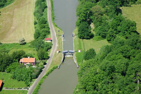 Oevre Carlsborgs Lock