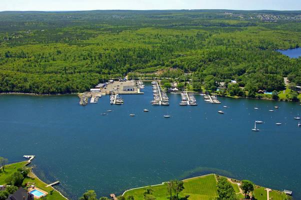 Royal Nova Scotia Yacht Squadron Marina