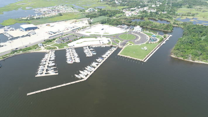 Traders Cove Marina and Park